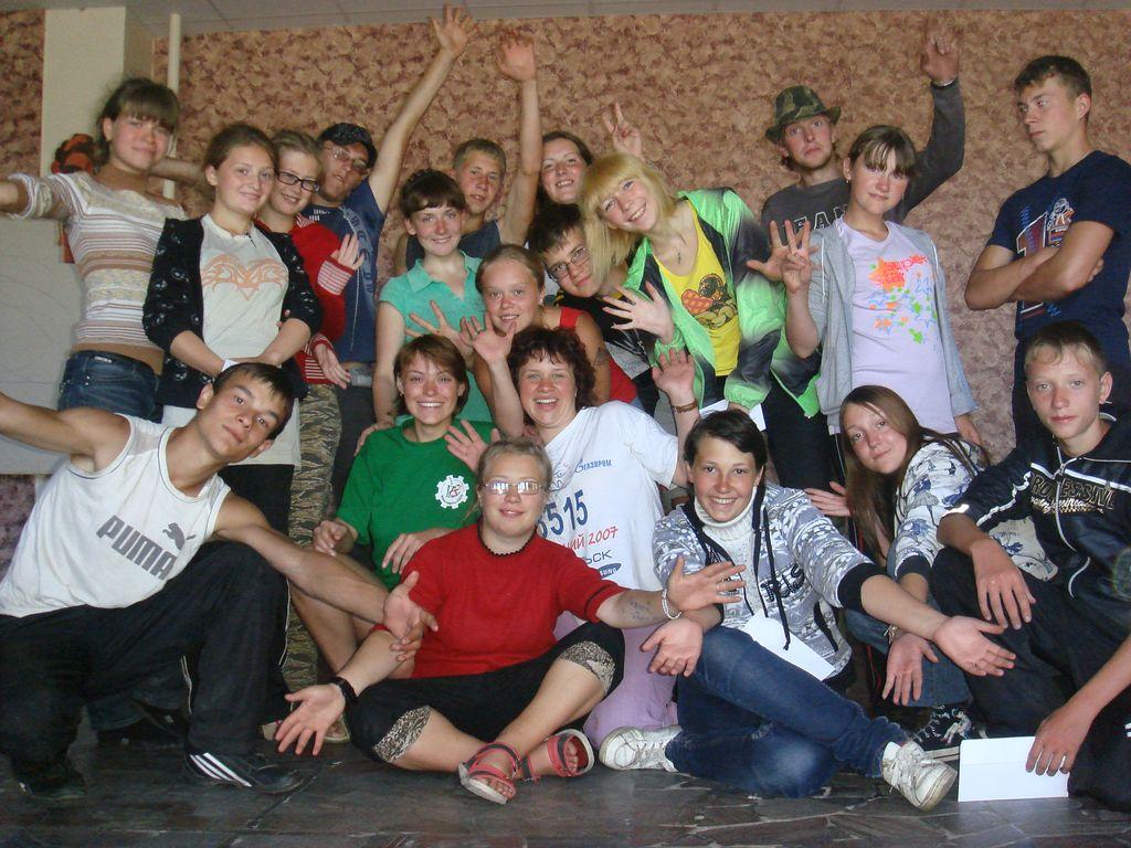 Летний Лагерь Радуга 2011 3