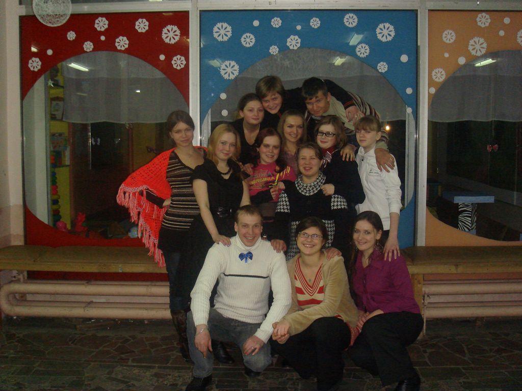 Новый год 2010-2011