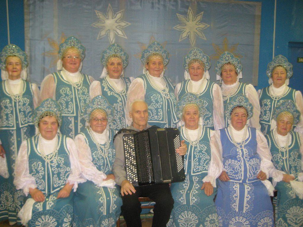 Хор русской песни 2