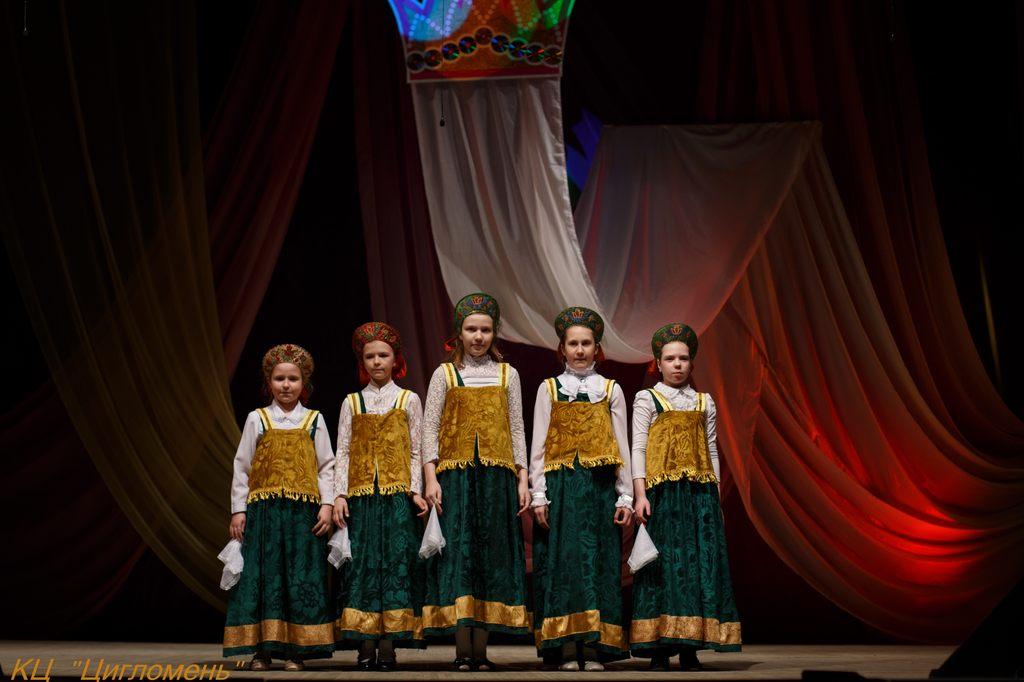 Фольклорный коллектив «Росточки»