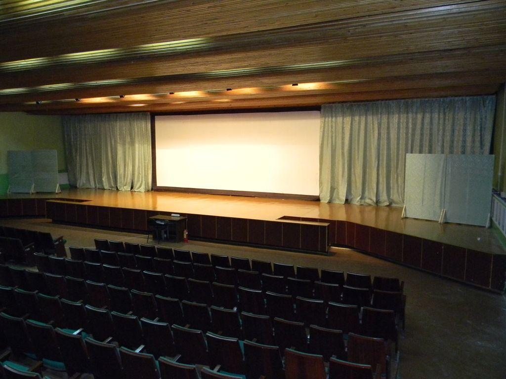 Малый зрительный зал 5