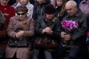 Культурный центр Цигломень Торжественный митинг к 69 годовщине Победы в Великой Отечественной войне 13