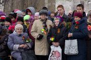 Культурный центр Цигломень Торжественный митинг к 69 годовщине Победы в Великой Отечественной войне 7