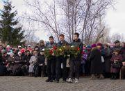 Культурный центр Цигломень Торжественный митинг к 69 годовщине Победы в Великой Отечественной войне 23