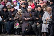 Культурный центр Цигломень Торжественный митинг к 69 годовщине Победы в Великой Отечественной войне 20