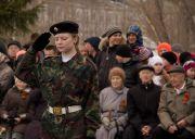 Культурный центр Цигломень Торжественный митинг к 69 годовщине Победы в Великой Отечественной войне 3