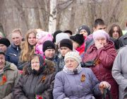 Культурный центр Цигломень Торжественный митинг к 69 годовщине Победы в Великой Отечественной войне
