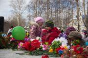 Культурный центр Цигломень Торжественный митинг к 69 годовщине Победы в Великой Отечественной войне 25