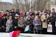 Культурный центр Цигломень Торжественный митинг к 69 годовщине Победы в Великой Отечественной войне 9