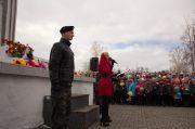 Культурный центр Цигломень Торжественный митинг к 69 годовщине Победы в Великой Отечественной войне 5