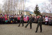 Культурный центр Цигломень Торжественный митинг к 69 годовщине Победы в Великой Отечественной войне 11
