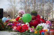 Культурный центр Цигломень Торжественный митинг к 69 годовщине Победы в Великой Отечественной войне 24