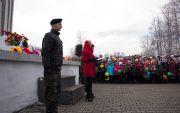 Культурный центр Цигломень Торжественный митинг к 69 годовщине Победы в Великой Отечественной войне 4
