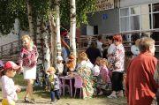 Культурный центр Цигломень Уличное гуляние «Во соседнем во дворе!» 18
