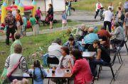 Культурный центр Цигломень Уличное гуляние «Во соседнем во дворе!» 8
