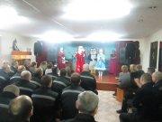 В ИК-1 зажегся «Новогодний огонек»