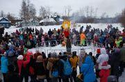 Культурный центр Цигломень Народное гуляние «Широкая Масленица» 21.02.2015