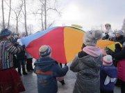 Культурный центр Цигломень Разгульная Масленица-2016 21
