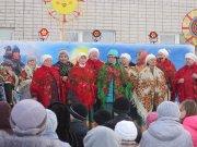 Культурный центр Цигломень Разгульная Масленица-2016 13