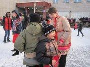 Культурный центр Цигломень Разгульная Масленица-2016 17