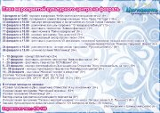 План мероприятий культурного центра на февраль